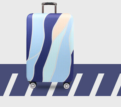 "18""-32"" Anti Scratch Luggage Cover Suitcase Trolley Case Elastic Skin Protector 5"