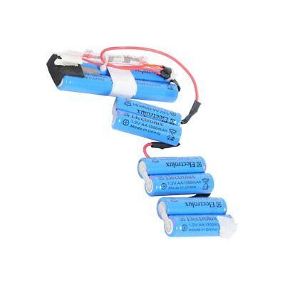 Electrolux AEG Kit Batterie 12V Ergorapido AG901 AG935 ZB2901 ZB2955 ZB2934 Note 3