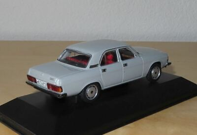1:43 Volga M-21 NKVD police USSR Ist Diecast Model Car PM19