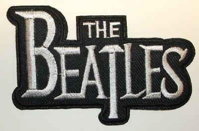 The BEATLES Embroidered Patch Patches~Many Versions~Quality~Iron on Sew~Collect 4