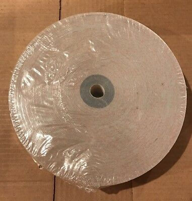 """NEW 3M 373L Microfinishing Film Roll 2"""" x 450ft x 5/8 in Abrasive Side OUT 15MIC 4"""