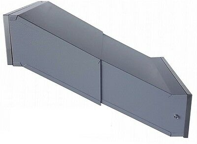 mauerdurchwurf briefkasten edelstahl einbau postkasten eur 59 99 picclick de. Black Bedroom Furniture Sets. Home Design Ideas