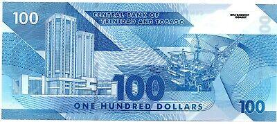 p48  QUALITY MINT UNC TRINIDAD and TOBAGO BANKNOTES  2006  SET OF  3       p46