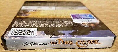 THE DARK CRYSTAL (1982) 4K UHD HDR + Blu-ray Best Buy Limited Edition STEELBOOK 4