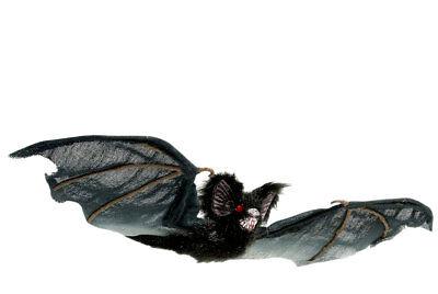 Vampir Fledermaus Halloween Dekoration Party Big Scary Wandbehang Horror-Stütze 3