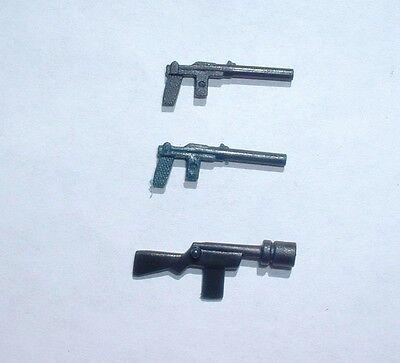 NICE CUSTOM Black Blaster Weapon for 1977 Leia FLOATs /& LIGHT Vintage Star Wars