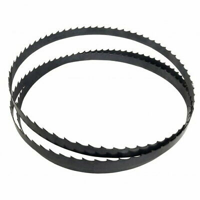 1 Bandsaw Blade 70-1/4 inch or 1785mm x 1/4  inch x desired tpi 2