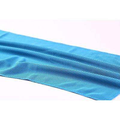Ice Cold Enduring Running Jogging Gym Chilly Pad Instant Cooling Towel Sports 12
