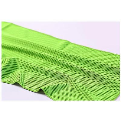 Ice Cold Enduring Running Jogging Gym Chilly Pad Instant Cooling Towel Sports 9