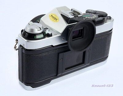 Canon AE-1 Program Camera Outfit with FD 50mm F/1.8 Lens - Great Conditions ! 2