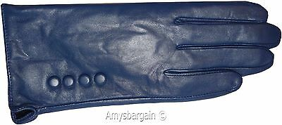 Leather gloves. Size S, M, L, XL. Woman's Leather  winter Gloves. Dress Gloves. 5