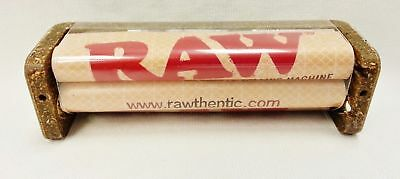 RAW Hemp Coated Plastic Cigarette Genuine Roller Rolling Machine 70mm/79mm/110mm 3