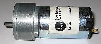 12V 375RPM Ouput Speed  Geared Gearhead DC Motor High Torque Output Heavy Duty
