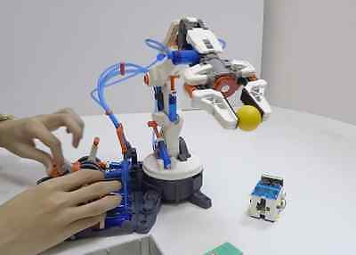OWI-632 HYDRAULIC ROBOTIC ARM KIT CLASSPACK OF 2 SPECIAL!!!!!!!! AGES 10+
