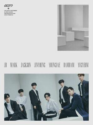 GOT7 CALL MY NAME 10th Mini Album CD+POSTER+Photo Book+2p Card+GIFT KPOP SEALED 3
