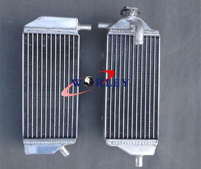 For Yamaha YZ250F YZF250 YZ 250 F 2014 2015 2016 14-16 Aluminum Radiator & Hose