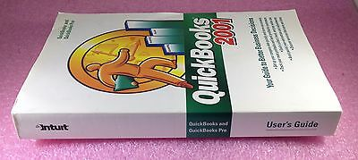 Quickbooks 2001 - User's Guide - Your Guide To Better Business Decisions
