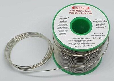 Supreme Quality Audiophile Kester Solder Wire 0.7mm Lead Free With 4/% Silver