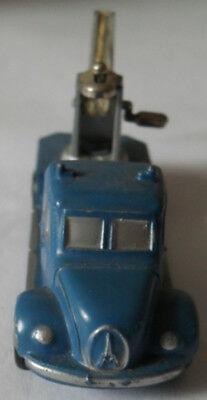 Schuco Piccolo Magirus Abschlepper blau 1:90 alt 2