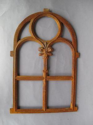 Antyki i Sztuka Stall Fenster Gusseisen rostig Vintage Geschenk Haus+Hof Türen &Treppen Fenster Elementy budowlane
