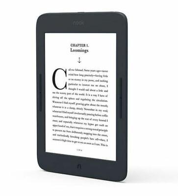 """Barnes & Noble NOOK GlowLight Plus eReader - 7.8"""" - 8GB BNRV700 Waterproof 4"""