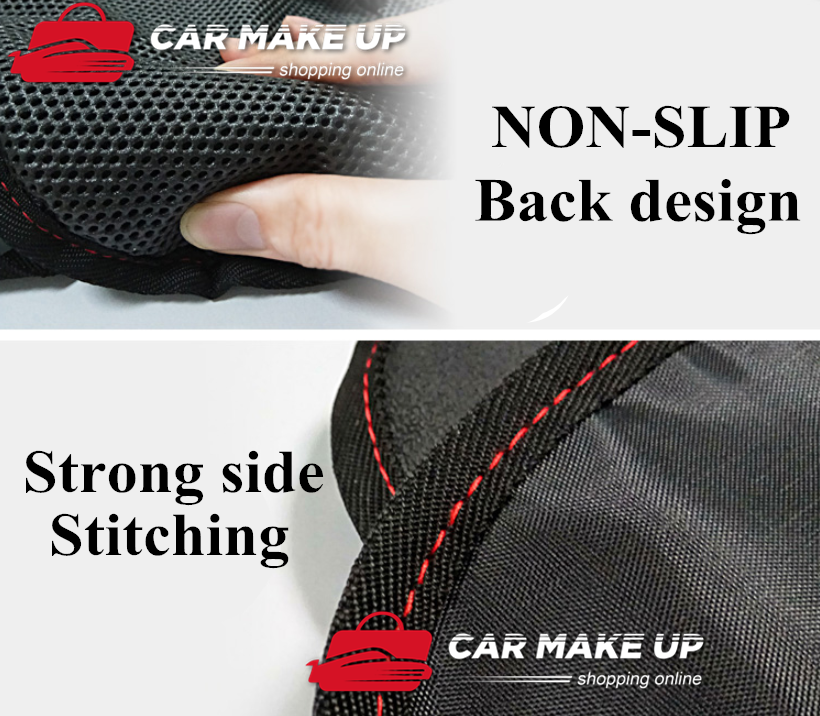 Extra Large Car Baby Seat Protector Cover Cushion Anti-Slip Waterproof Safety 6