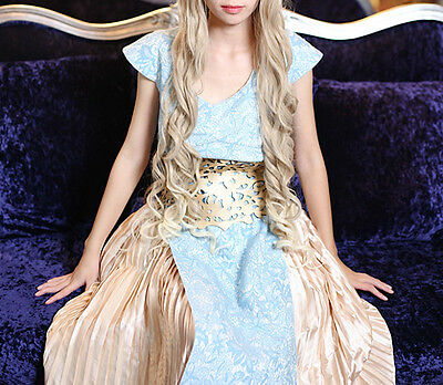 Trono Regina Vestito Carnevale Donna Throne Queen Dress up Woman Costumes GTH003 10