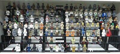 LEGO Star Wars Figuren Sammlung über 900 verschiedene Figuren zum Auswählen  NEU 7