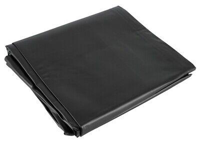 Lack - Laken Bettlaken Vinyl - Laken Massage Auflage Schwarz 200 x 230cm 5