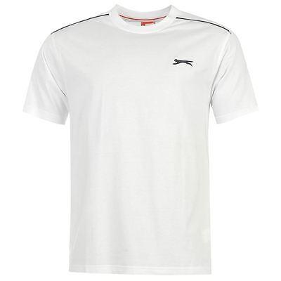 Mens Slazenger Short Sleeves Plain Crew Neck Lightweight T-Shirt Top Sizes S-4XL 7
