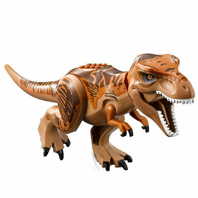 6x Fr Lego Dinosaurier Tyrannosaurus T-Rex Spielzeug Jurassic World Park Serie 6