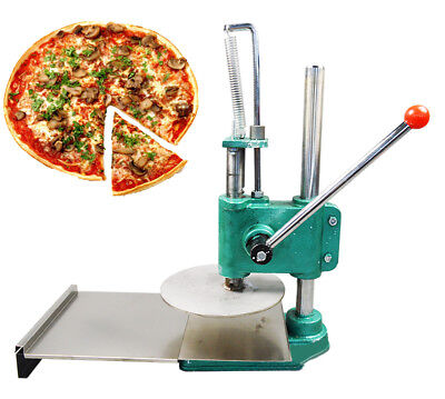 New 9.5 inch Pizza Dough Pastry Manual Press Machine Roller Sheeter Pasta Maker