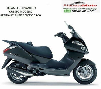 Serbatoio Benzina Carburante Aprilia Atlantic 125 2000 2003 2006 Ap8168883 6
