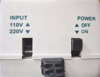 Transformador De Corriente Convierte De 220 A 110V Y Viceversa 100W Convertidor 2