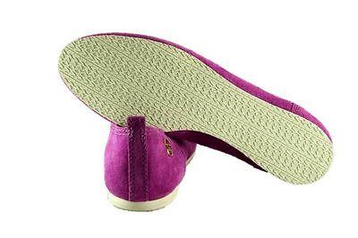 a419d0727bf4b MICHAEL KORS MERRITT Slip On Pomegranate Mk Logo Suede Womens Shoes  Multisizes