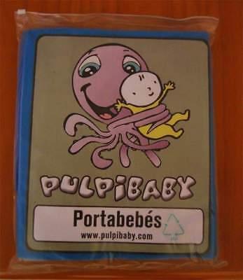 Fular portabebés Pulpibaby NUEVO 6