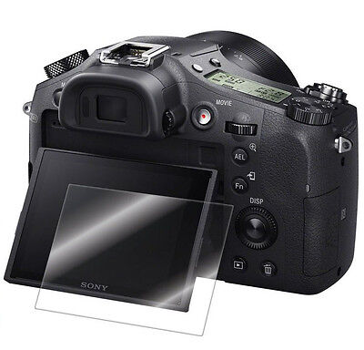 Pro Tempered Glass Screen Protector for Sony RX100 II III IV RX1 RX1R RX10 AUS