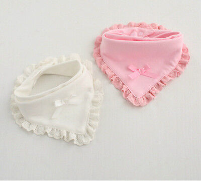 Newborn Toddler Cotton Baby Bibs Boy Girl Saliva Towel Kids Bib Feeding 4