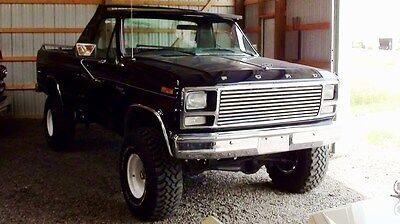 80 86 Ford Truck /& Bronco Tail Light Set L/&R F150 F250 F350 81 82 83 84 85