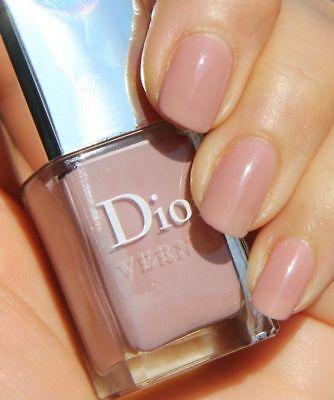 Dior Nail Polish Incognito 257 Rose Beige Nude Nob Pink Chic