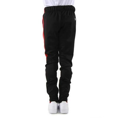 EPTM Epitome Men/'s Techno Side Zipper Long Drawstring Color Block Track Pants