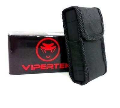 VIPERTEK Stun Gun Self Defense 100 Billion Volt Rechargeable Black FAST SHIP 2