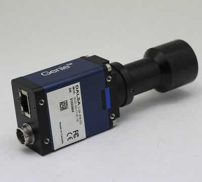 1PCS  DALSA C-SA-2FM-EG Gigabit Network 2 million CCD camera  tested 4
