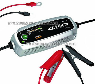 CTEK MXS 3.8 12v 3.8A Car Van Bike Boat 7 Stage Automatic Smart Battery Charger 3