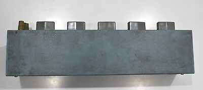 Danbridge DR5/ABCDE decade resistance box 0.1 to 100 Ω 3