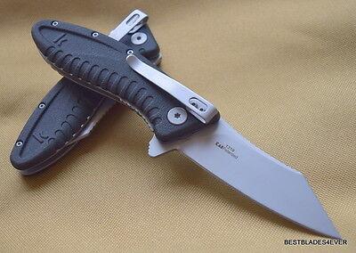 Kershaw Grinder A/O Spring Assisted Knife Linerlock With Pocket Clip 3