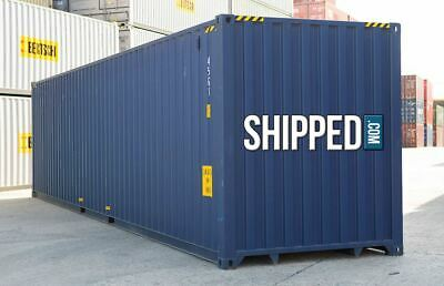 Pensacola Storage! 40' High Cube Shipping Container In Florida! 4