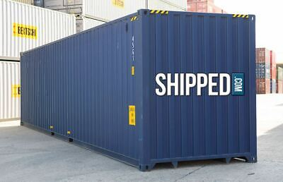 Coral Springs! 40' High Cube Shipping Container In Florida! 4