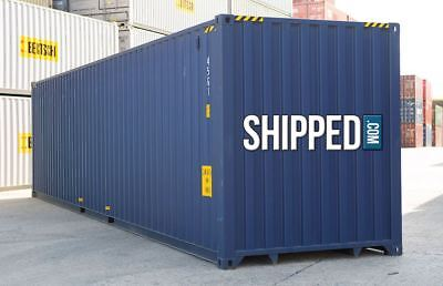 Enormous Supply! 40' High Cube Shipping Container/ Storage Springfield, Ma 4