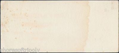 EARLY 1900's VICTORIAN SEX SELLS  ~ ORIGINAL INK BLOTTER / ADVERTISING CARD